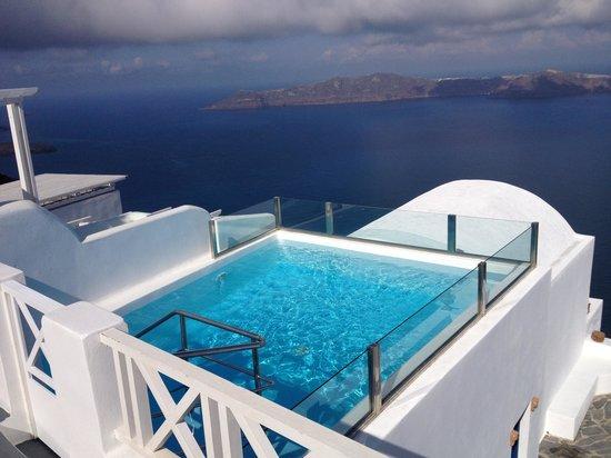 Heliotopos Hotel: Priceless View