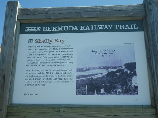 Flatts Village, Islas Bermudas: Shelly Bay Beach