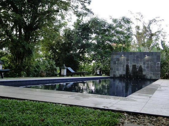 Basaga Holiday Residences: The pool at Basaga