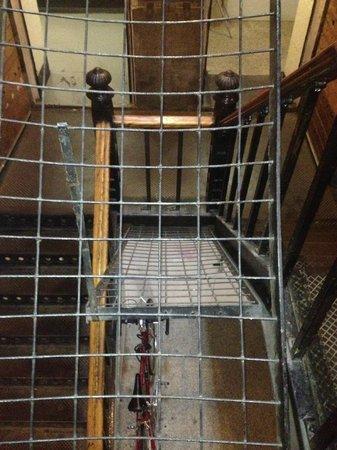 HI Ottawa Jail Hostel: Jail Hallway