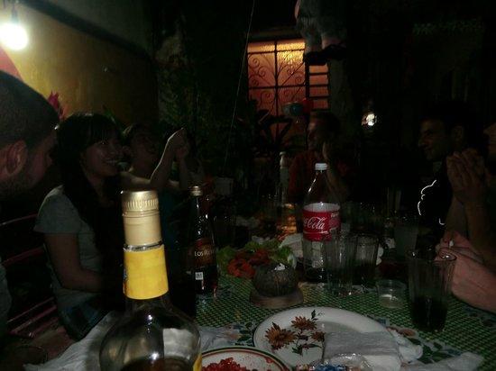 La Casa del Tio Rafa: una fiesta :)