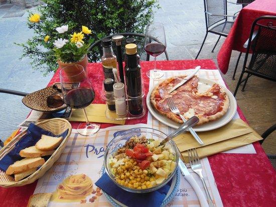 Albergo Il Rondo: Breakfast