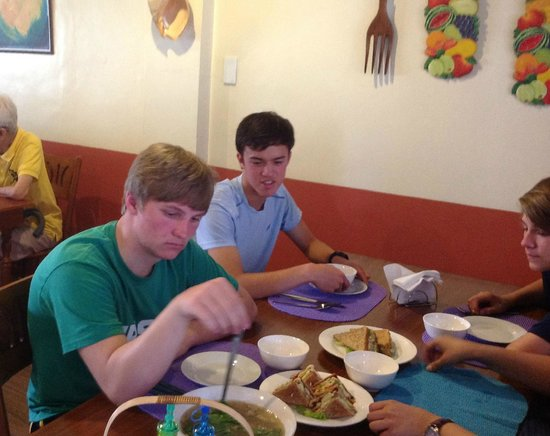 Lunch at Bahay Ni Tuding Inn * Resto
