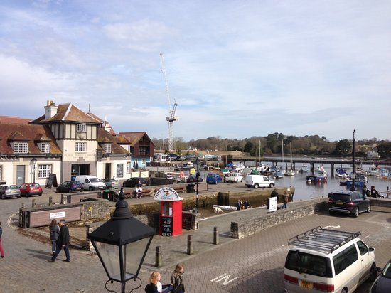 The Ship Inn: View of the pub