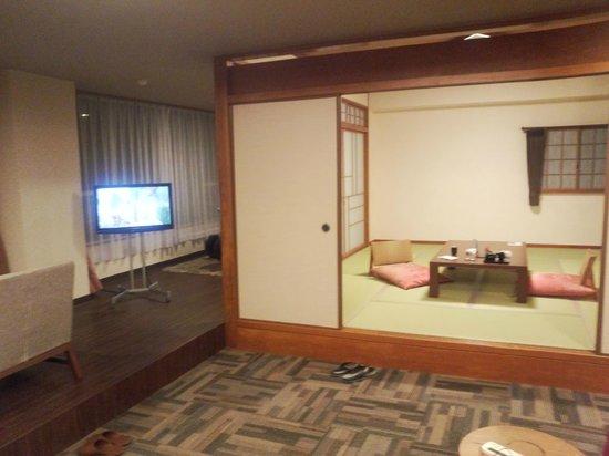 Kirishima Kanko Hotel: 和室