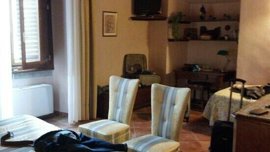 De' Benci Bed and Breakfast in Firenze: yep its as large as it looks.