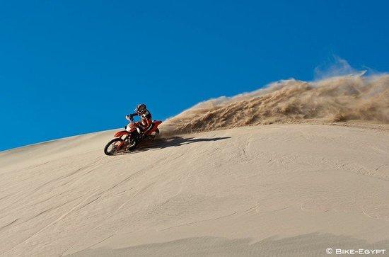Bike Egypt - Extreme Desert Adventure : super dune ride