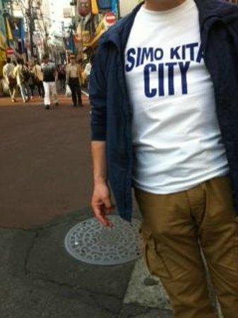 Shimokitazawa: なんとなく~おもわず買っちゃったTシャツ!
