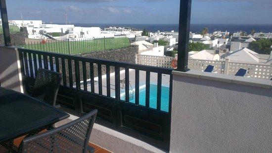 Villas Don Rafael : View from blacony / terrace