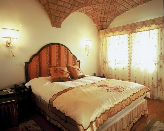 Fortaleza do Guincho: Superior room with sea view