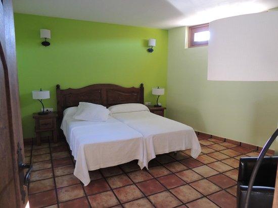 Las Abadías: habitación 11 (accesible)