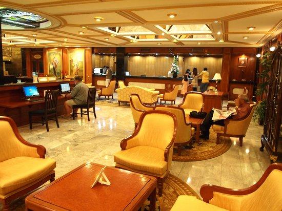 ذا تاوانا بانكوك: 70's Lobby