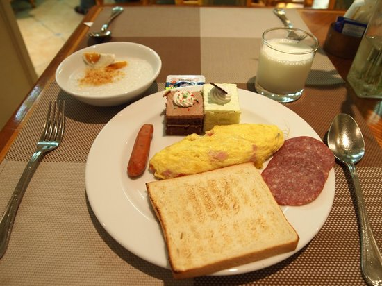 The Tawana Bangkok : Breakfast