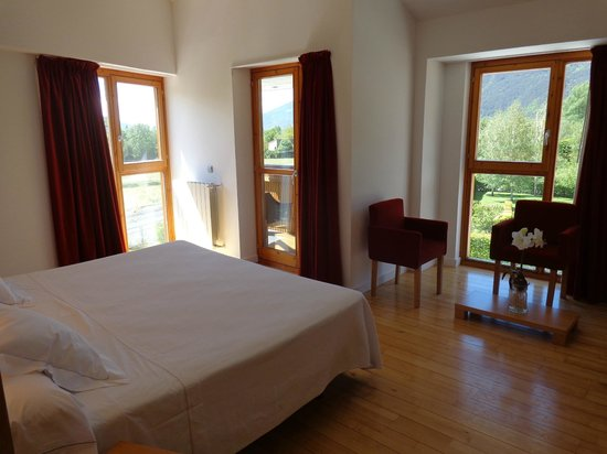 Hotel Tierra de Biescas : room 201