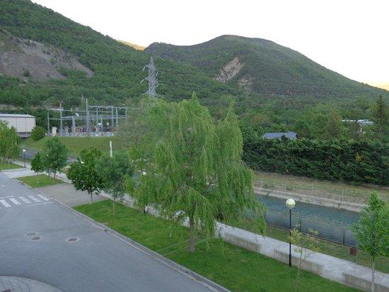 Hotel Tierra de Biescas : the hydro-electric plant