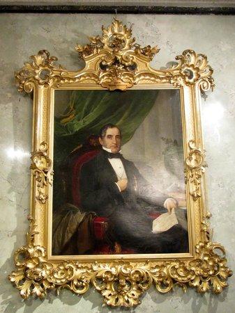 Museo Revoltella: Ritratto del barone Revoltella