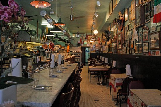 Hotel Boheme: Best seafood at Soto Mare