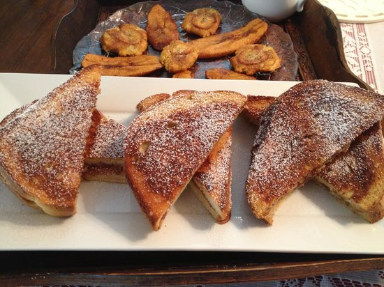 Arbor View House Bed & Breakfast : French Toast