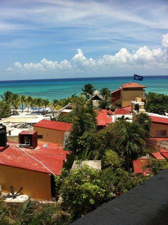 Hotel Labnah: Ocean View Tulum Palapa