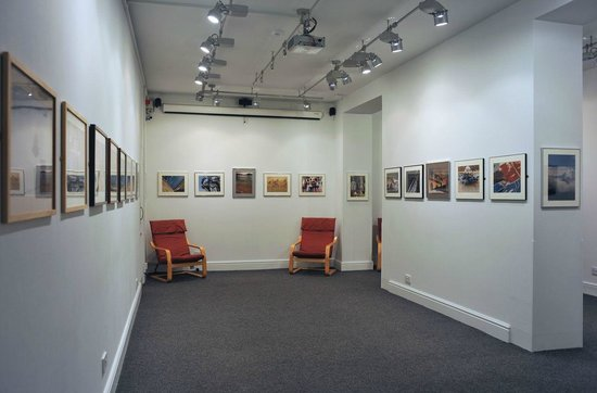 Wyeside Arts Centre: The Gallery