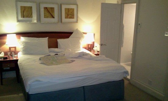 The Sumner Hotel : King Size Room