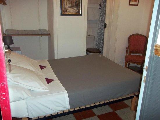 Hotel Cardabella : Chambre 3