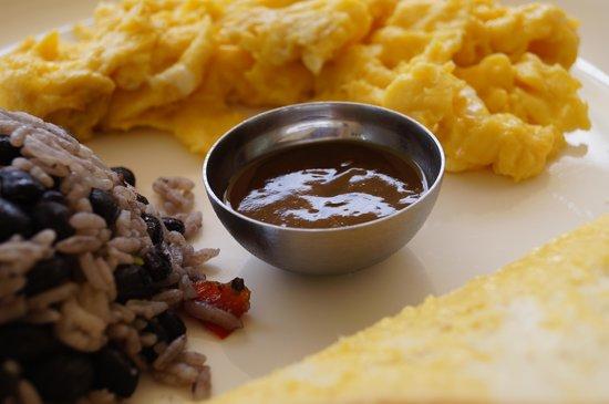 Hotel Laguna Mar: Breakfast!