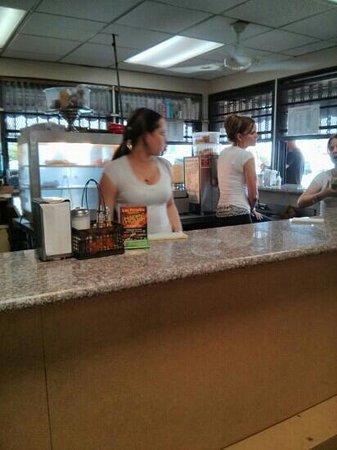 Los Parados Cafeteria