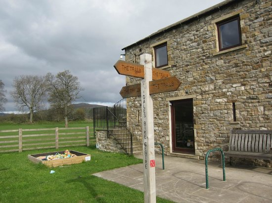 Dales Bike Centre : Trails in every direction