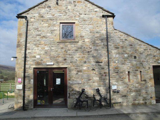 Dales Bike Centre : The bike shop