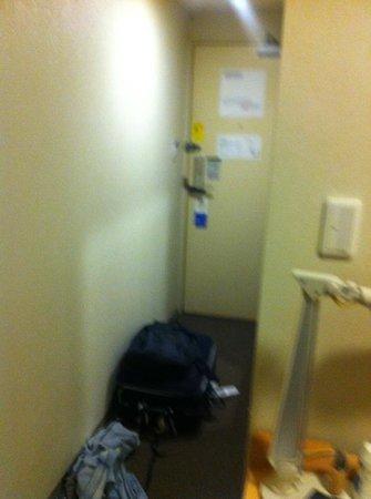 Shinjuku Washington Hotel Main: Corredor quarto