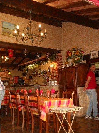 Pizzeria l'esperado : LA SALA..................................
