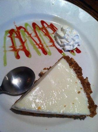 LongHorn Steakhouse: key lime pie