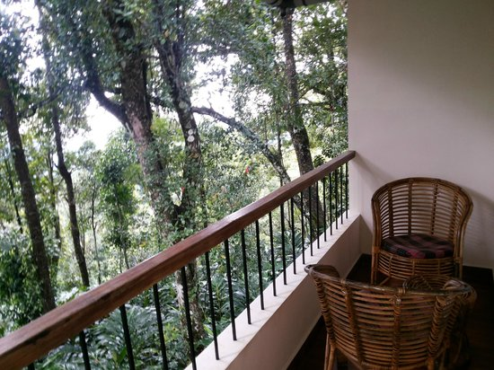 Blue Bells Valley Resort : balcony