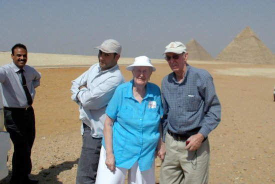 Ramasside Tours : The Pyramids