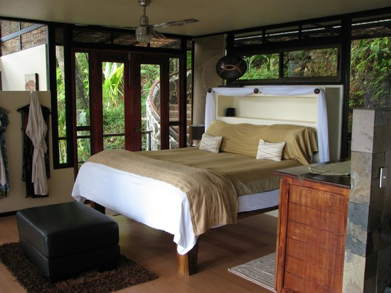 Rancho Pacifico: bedroom of the Treehaus
