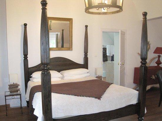 Château de Melin : Chambre Pomard