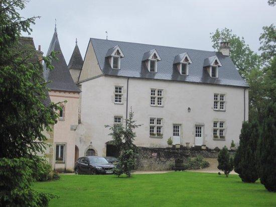 Château de Melin : Château