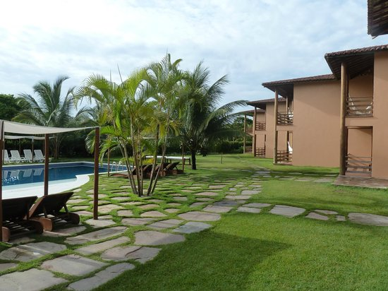 Resort La Torre: Vista da varanda