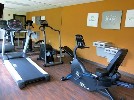 Comfort Suites: Fitness Center