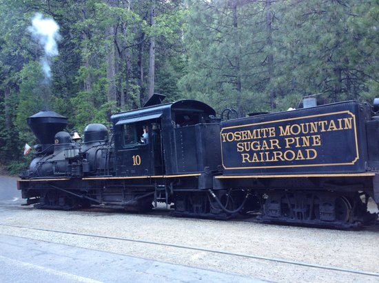 ‪Yosemite Mountain Sugar Pine Railroad‬