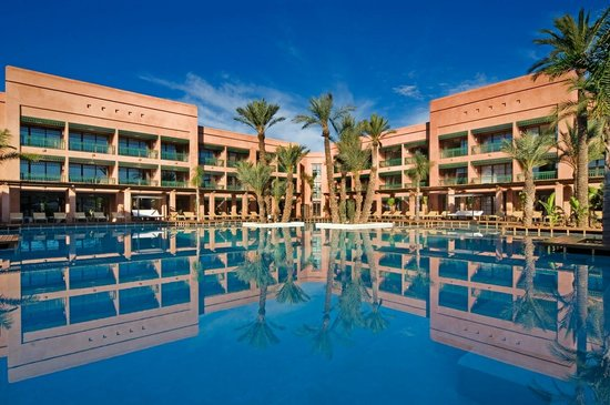 Hotel Du Golf  Marrakech  Morocco  - Reviews  Photos  U0026 Price Comparison