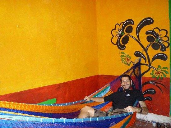 hostel La Casa del Tio Rafa : acomodado