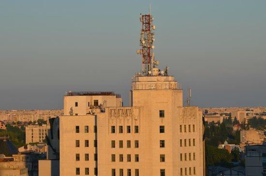InterContinental Bucharest : Chambre - 11° étage