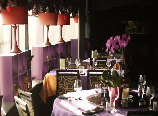 Royal Villa Chinese Restaurant : Panoramic views
