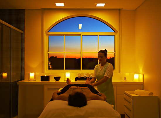 Kurotel Longevity Medical Center & Spa: Therapeutic massage to ease muscular tension and renew the soul