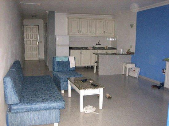 Ereza Apartamentos Los Hibiscos Our Room