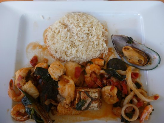 Restaurante Bailote: Sea food
