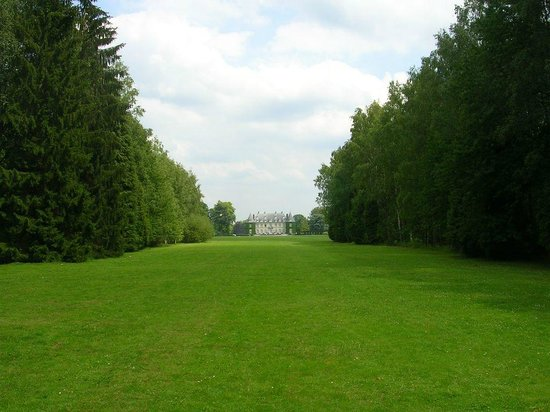 Château de la Hulpe : Parc du château