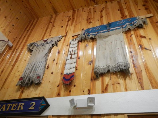 Native American Educational and Cultural Center: original clothing